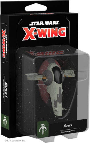 X-Wing 2nd ed.: Slave I Expansion Pack