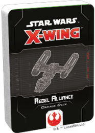 X-Wing 2nd ed.: Rebel Alliance Damage Deck