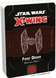 X-Wing 2nd ed.: First Order Damage Deck