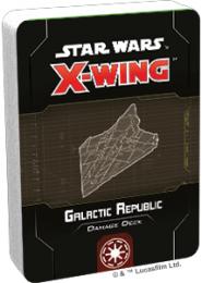 X-Wing 2nd ed.: Galactic Republic Damage Deck