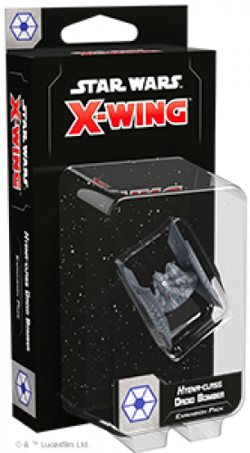 X-Wing 2nd ed.: Hyena-class Droid Bomber Expansion Pack