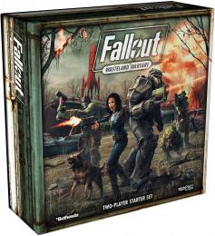 Fallout: Wasteland Warfare - Two-Player Starter Set