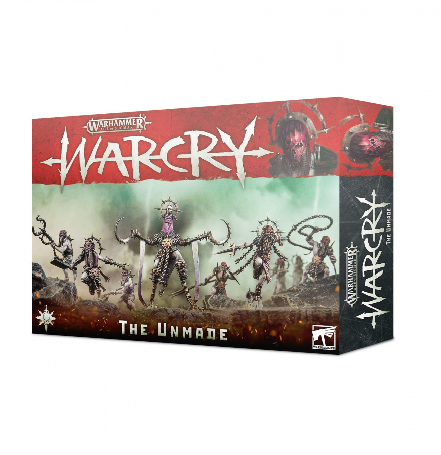 Warhammer: Warcry - The Unmade