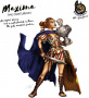 Hot & Dangerous: Maxima, the Centurion (28 mm)