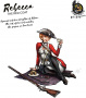 Hot & Dangerous: Rebecca, the Red Coat (54 mm)