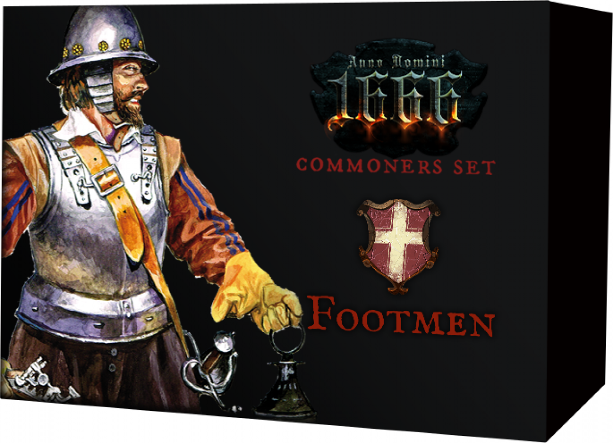 Anno Domini 1666 - Footmen (wersja polska)