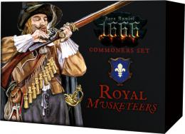 Anno Domini 1666 - Musketeers (wersja polska)