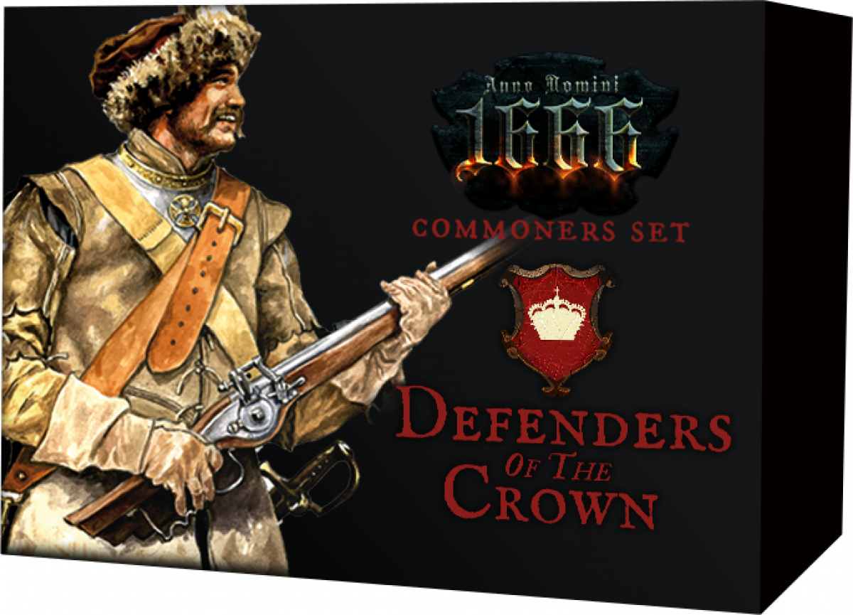 Anno Domini 1666 - Dragoons (wersja polska)