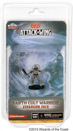 D&D: Attack Wing - Earth Cult Warrior
