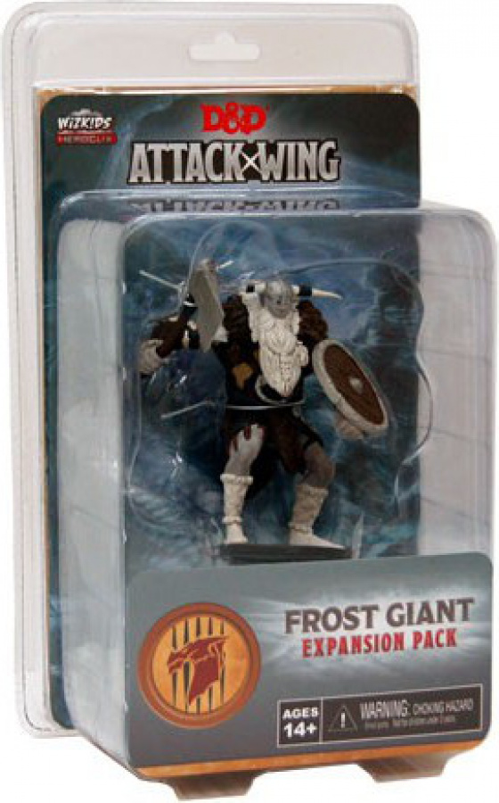 D&D: Attack Wing - Frost Giant