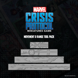 Marvel: Crisis Protocol - Measurement Tools