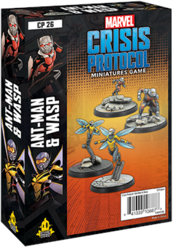 Marvel: Crisis Protocol - Ant-Man & Wasp
