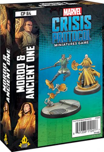 Marvel: Crisis Protocol - Mordo & Ancient One