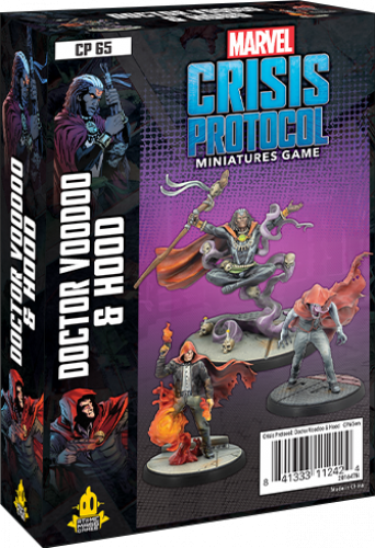 Marvel: Crisis Protocol - Doctor Voodoo & Hood