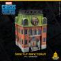Marvel: Crisis Protocol - Sanctum Sanctorum Terrain Pack