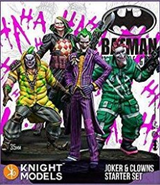 Batman Miniature Game: Joker & Clowns Starter Set
