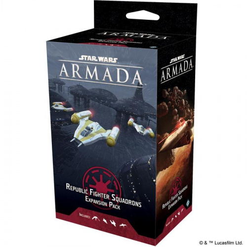 Star Wars Armada: Republic Fighter Squadrons Expansion