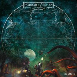 Horror w Arkham: Niezliczone koszmary - Mata do gry