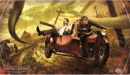 Horror w Arkham: Ucieczka w ostatniej chwili - Mata do gry
