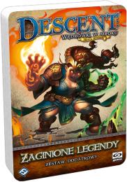 Descent: Wędrówki w Mroku - Zaginione legendy