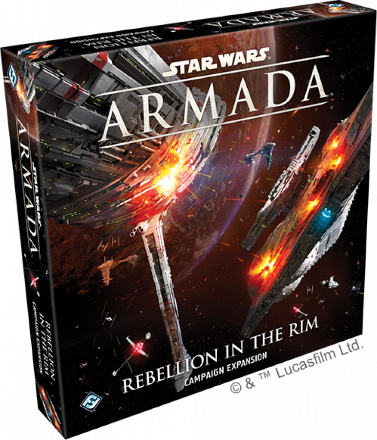 Star Wars Armada: Rebellion in the Rim - Campaign Expansion