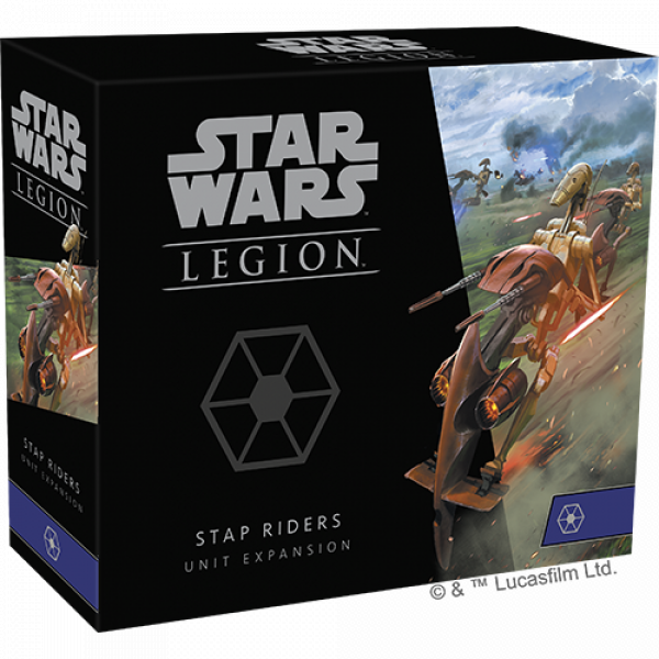 Star Wars: Legion - STAP Riders Unit Expansion