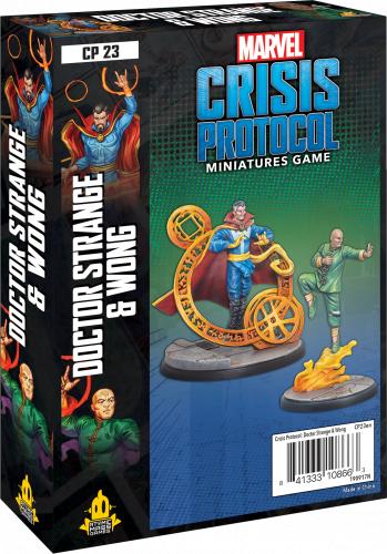 Marvel: Crisis Protocol - Doctor Strange & Wong