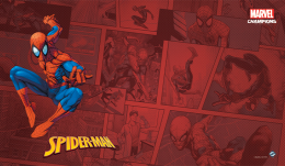 Marvel Champions: The Game Mat - Spider-Man