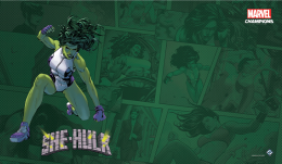 Marvel Champions: The Game Mat - She-Hulk
