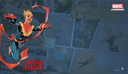 Marvel Champions: The Game Mat - Captain Marvel