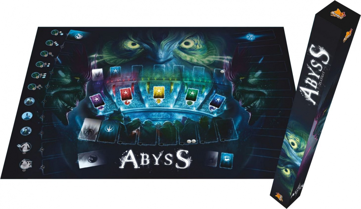Abyss: Mata do gry