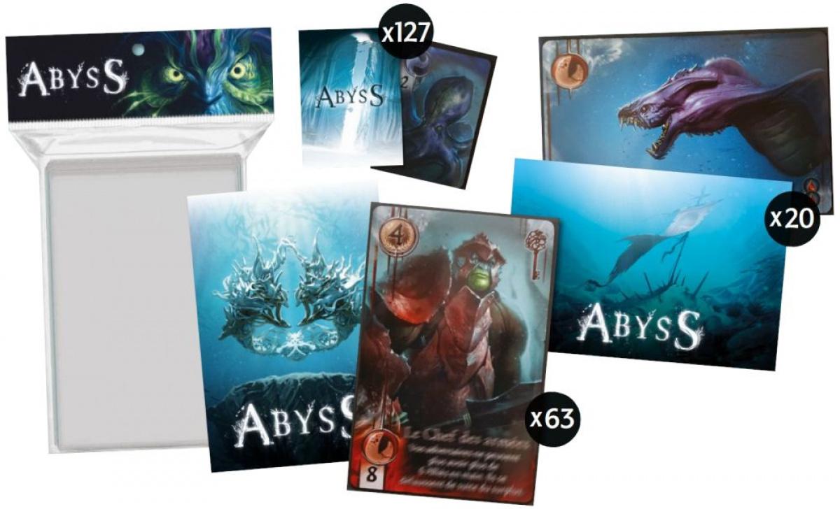 Abyss: Koszulki na karty