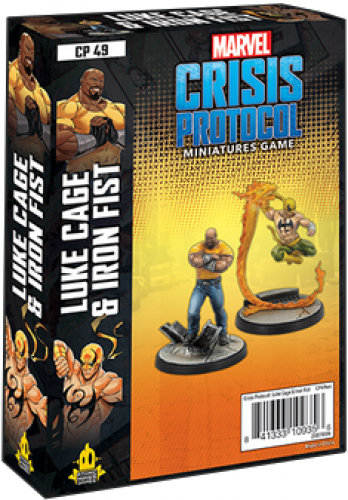 Marvel: Crisis Protocol - Luke Cage & Iron Fist