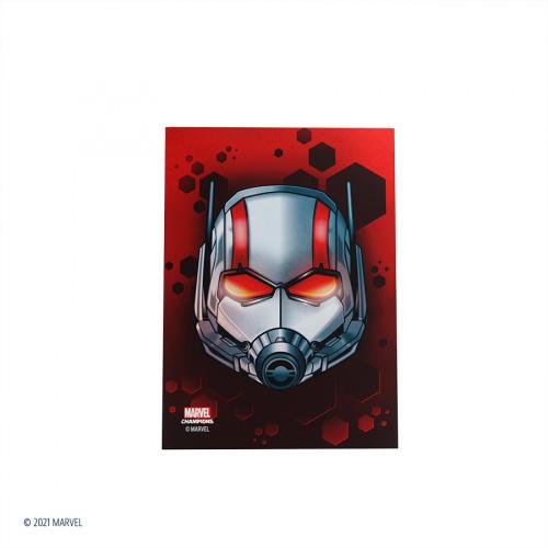 Gamegenic: Marvel Champions Art Sleeves (66 mm x 91 mm) Ant-Man 50+1 szt.