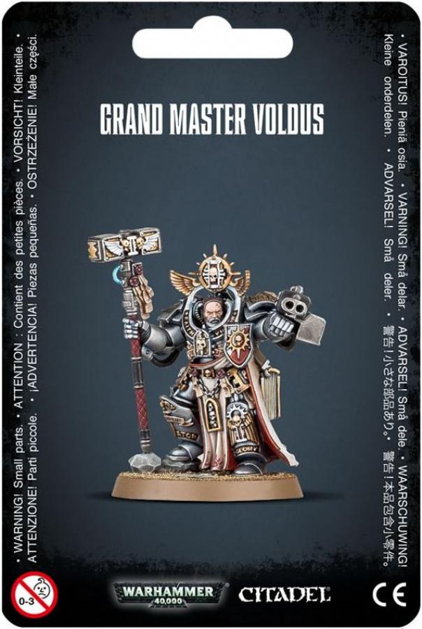 Grand Master Voldus