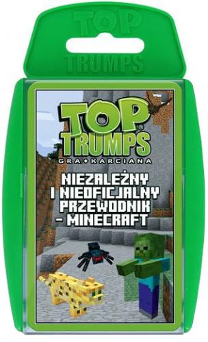 Top Trumps: Niezależny i nieoficjalny przewodnik - Minecraft
