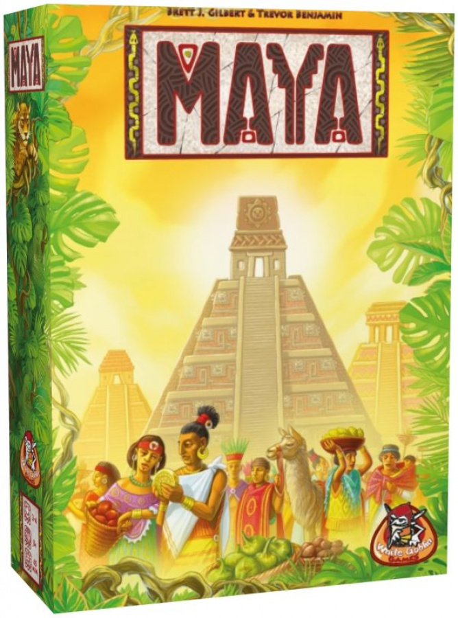 Maya (edycja angielska)