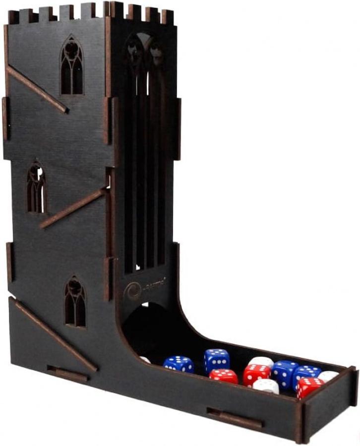 E-Raptor: Dice Tower - Black Castle