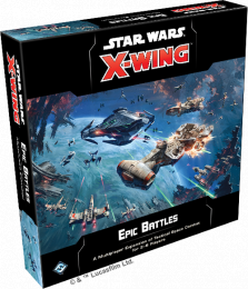 X-Wing 2nd ed.: Epic Battles Multiplayer Expansion