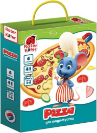 Pizza: Gra magnetyczna