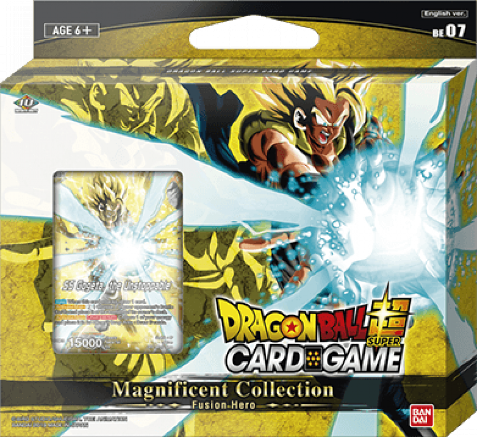 Dragon Ball Super Card Game: Magnificent Collection - Fusion Hero