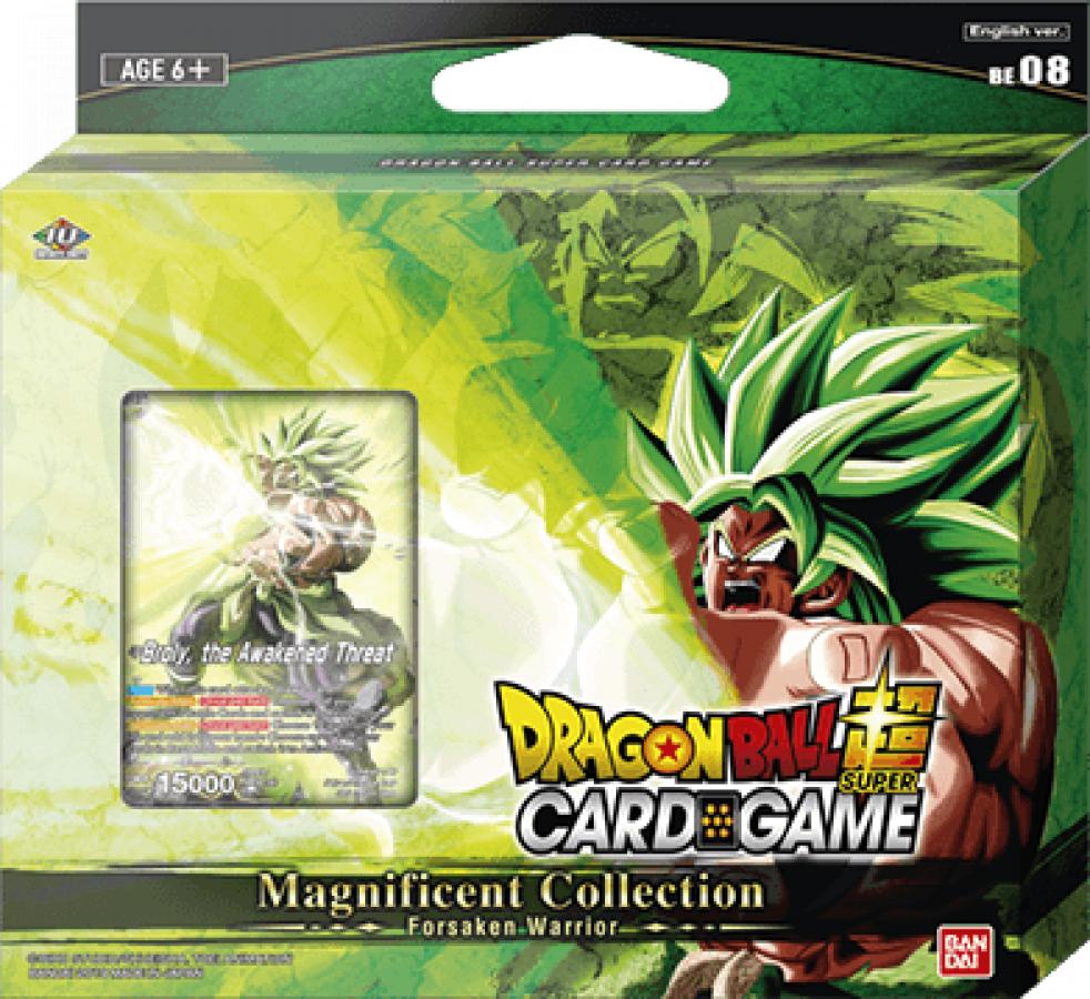 Dragon Ball Super Card Game: Magnificent Collection - Forsaken Warrior