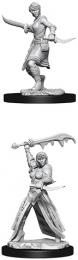 Dungeons & Dragons: Nolzur's Marvelous Miniatures - Female Human Rogue