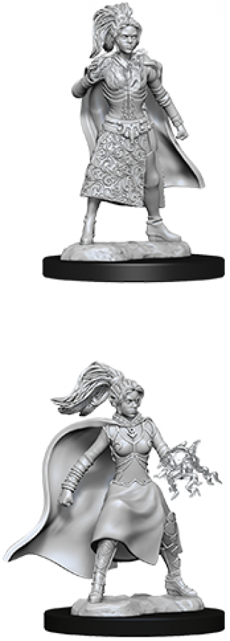 Dungeons & Dragons: Nolzur's Marvelous Miniatures - Female Human Sorcerer