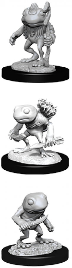 Dungeons & Dragons: Nolzur's Marvelous Miniatures - Grung