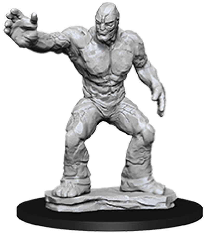Dungeons & Dragons: Nolzur's Marvelous Miniatures - Clay Golem