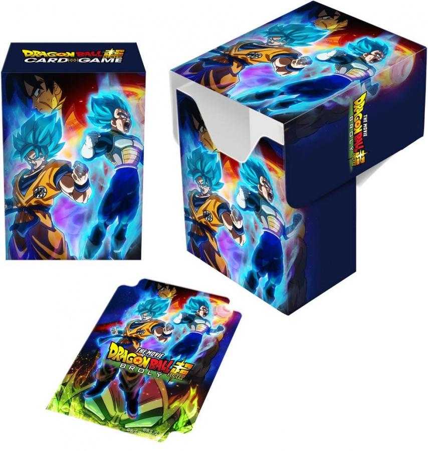 Deck Box - Dragon Ball Super - Vegeta & Broly