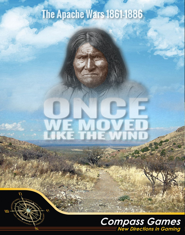 Once We Moved Like the Wind: The Apache Wars, 1861-1886 (uszkodzony)
