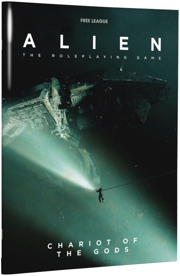 Alien RPG: Chariot of the Gods - Cinematic Scenario
