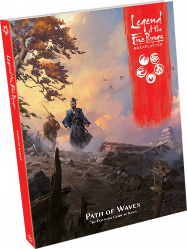 Legend of the Five Rings RPG: Path of Waves